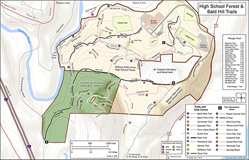 Athens Dome Area Map